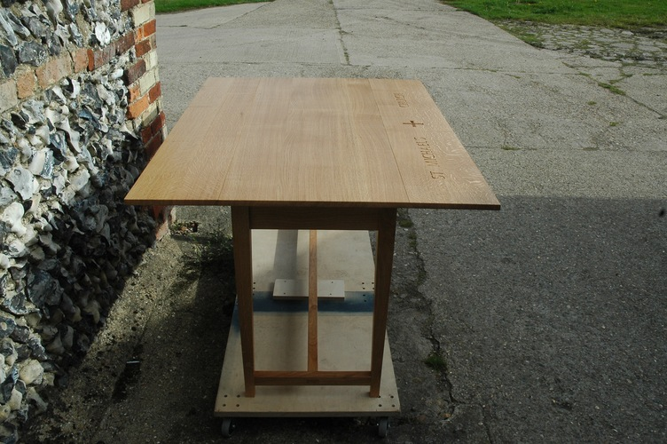Oak alter table