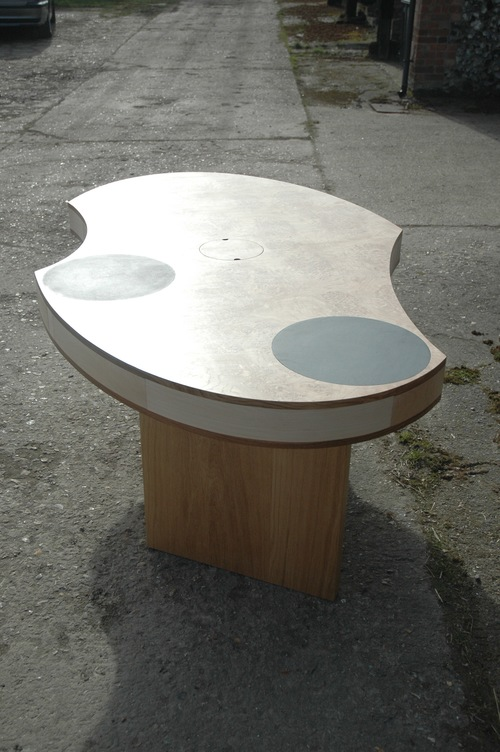 Two-person desk